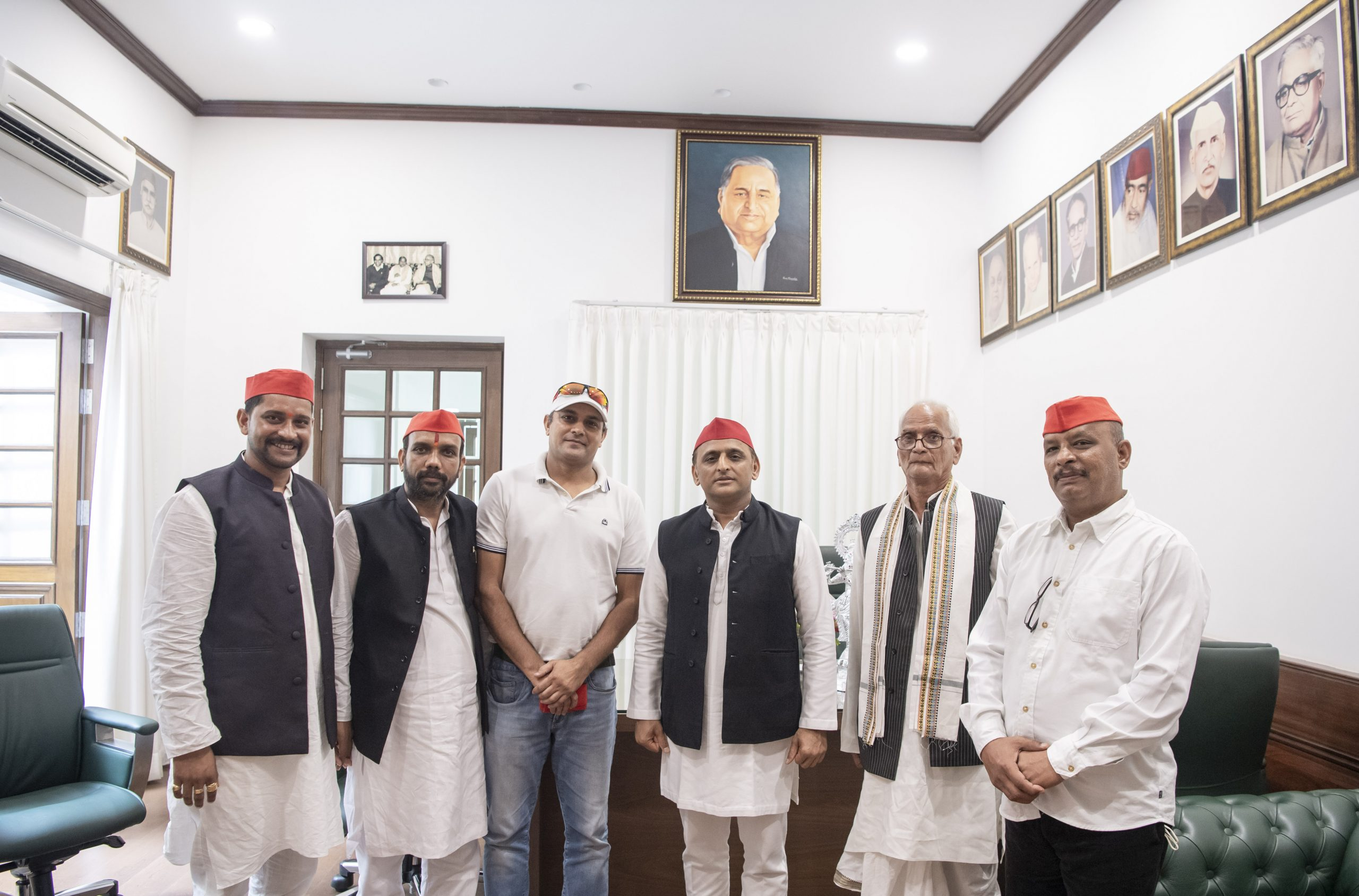 Samajwadi Party organization Mission 2022 continues expand
