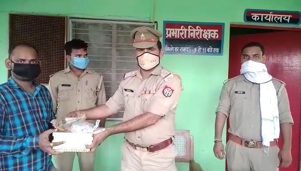 Badaun police lost money jewelry victim within 24 hours