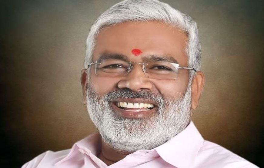 BJP state president Swatantra Dev Singh UP law order well-maintained