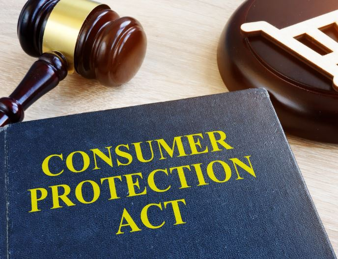 Consumer Protection Act implemented entire country 20 july