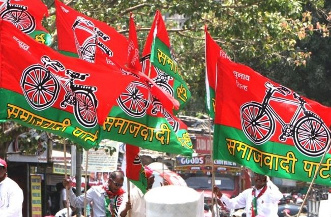 Samajwadi Party ointment Brahmin oppression protecting Brahmin identity