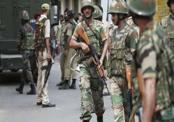 High alert in UP terrorists big conspiracy latest news