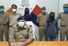 2 vicious thieves Police arrested Siddharthnagar UP NEWS