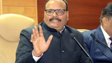 Cabinet Minister Brajesh Pathak recruited in PGI Lucknow