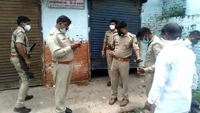 young man knives killed Kalyanpur Police Station Kanpur