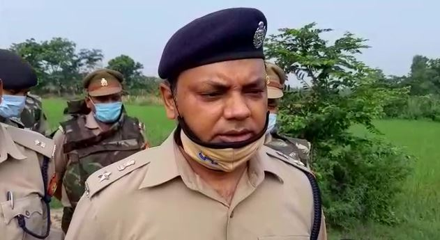 Two crooks arrested encounter between police miscreants Sambhal