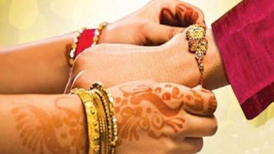 Raksha Bandhan 2020 sisters do not tie brother wrist