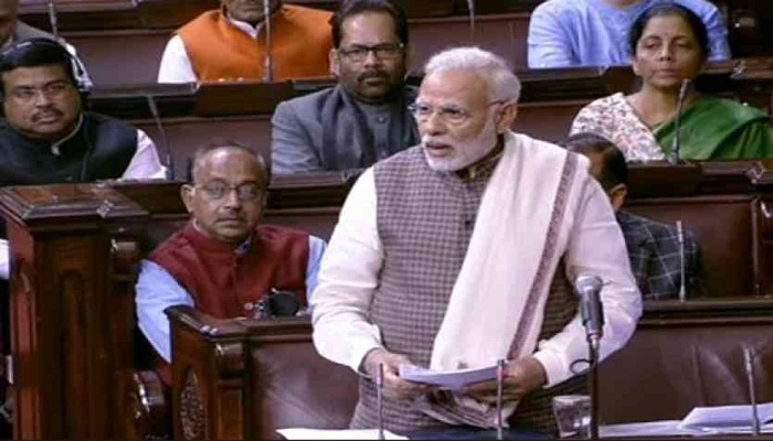 government will introduce two bills related to farmers in the Rajya Sabha