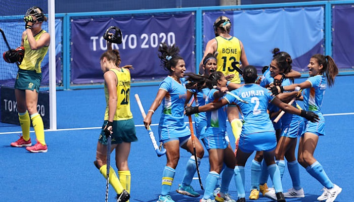 Indian womens hockey team olympic games tokyo latest olympic news